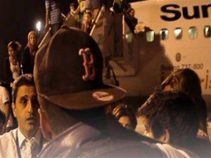 Sunexpress yolcularının rötar isyanı