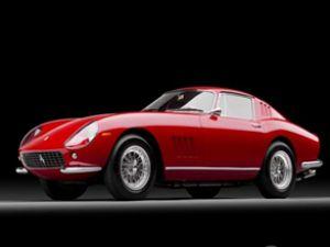 1967 model Ferrari rekor fiyata satıldı