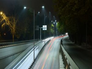 Ankara'da LED'li aydınlatma projesi