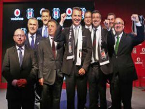 Vodafone ve Beşiktaş'ın dev anlaşması
