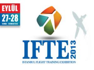 Havacılık Eğitim Fuarı IFTE 2013