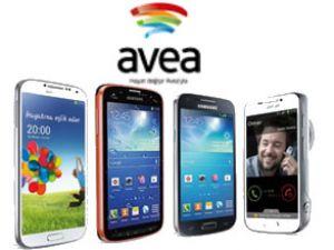 Avea, Galaxy S4 ailesini satışa çıkardı