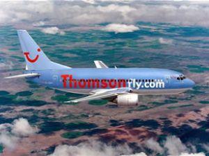 TUI Thomson çalışanı vurgun yaptı