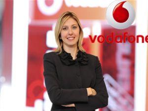 Vodafone'ye 4 Uluslararası Stevie Ödülü
