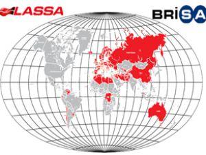 Lassa uluslararası yaygınlığını arttırıyor