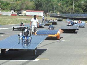 Alternatif enerjili araçlar yarışacak