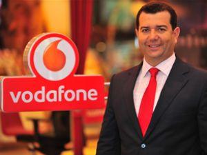Vodafone'ye genç dinamik Genel Müdür
