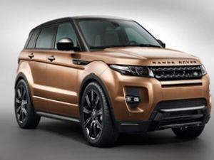 Range Rover Evoque'a güncelleme geldi