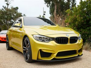 BMW'nin gözdesi M4 Coupe'nin tanıtıldı