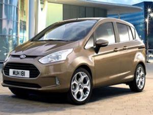 Ford B-MAX Türkiye ve Avrupa'da lider