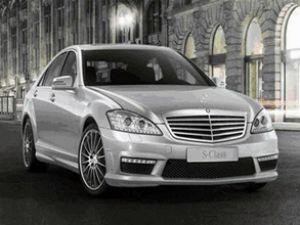 Mercedes'in yenilenen 'S serisi'  Türkiye'de