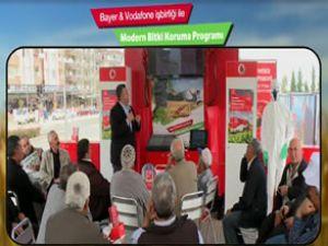 Vodafone ve Bayer, çiftçiyi sevindirecek