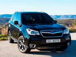 Subaru'dan simetrik dört çeker otomobil