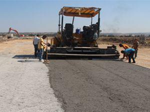 Çanakkale Havalimanı'nda pist yenileniyor