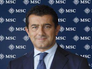 MSC'nin yeni CEO'su Gianni Onorato oldu