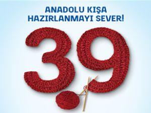 Anadolu Jet'te kış hazırlıkları başladı