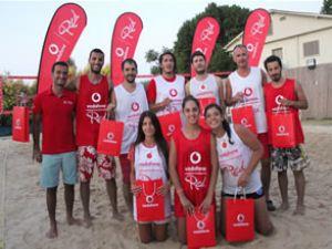 Yaza Vodafone Red Turnuvası'yla veda