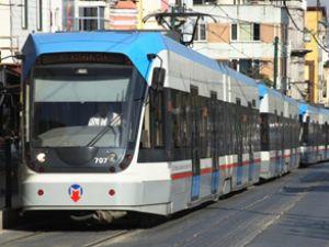 Bağcılar-Kabataş tramvay seferleri durdu