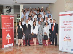 Öğrenci Servisleri Çalıştayı gerçekleşti