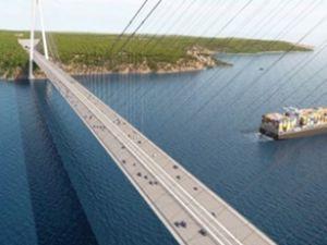3. köprünün çevresi 3 yılda yeşillenecek