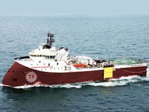 BHP sismik gemisi Akdeniz'e açılıyor