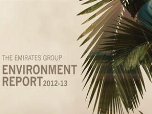 Emirates'den çevre verimliliği raporu
