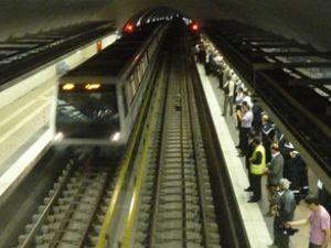 En uzun metro hattına Siemens sistemi