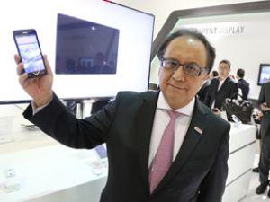 Vestel, akıllı telefonunu IFA'da tanıttı