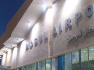 Musul havalimanı ansızın kapatıldı