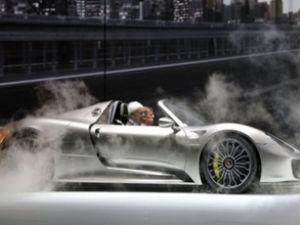 Porsche 918 Spyder, Frankfurt'ta tanıtıldı