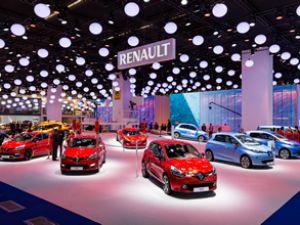Renault'a Frankfurt'ta 5 ödül birden