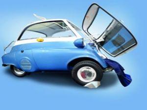 Isetta, BASF ile yeniden tasarlandı
