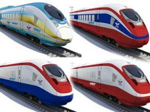 Hızlı trenin rengini vatandaş belirleyecek