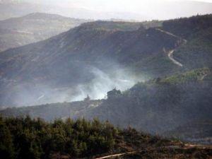 'Suriye helikopterini biz düşürdük'