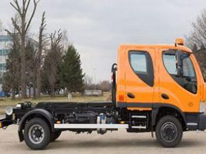 AVİA kamyonlarında çift kabin seçeneği
