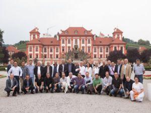 Shell iş ortaklarını Prag'da ağırladı