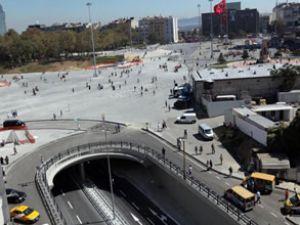 Taksim projesi beklenileni karşılamadı