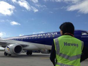 Havaş, Air Moldova'ya hizmet verecek