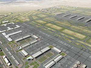 Dubai'nin yeni havalimanı gün sayıyor