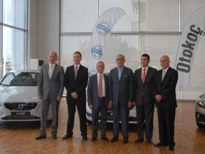 Otokoç'tan Samsun'a lüks Volvo tesisi