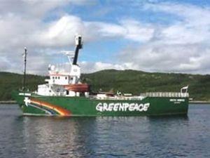 Greenpeace kutuptan vazgeçmiyor