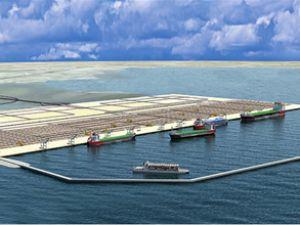 Çandarlı Limanı zarfları Kasım'da açılacak