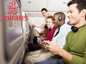 En iyi uçak içi eğlence ödülü Emirates'e