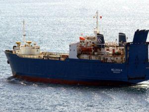 Ereğli'den ilk Ro-Ro gemisi Ukrayna'da