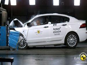 Çinli Qoros, Euro NCAP'tan beş yıldız aldı