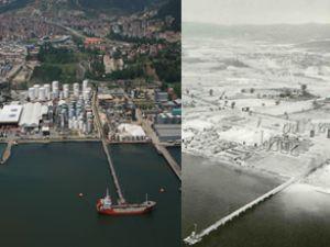 Shell&Turcas Derince Tesisleri 50 yaşında