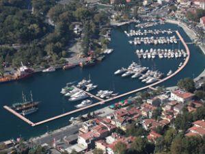 İstanbul'a 5 bin teknelik bağlama yeri