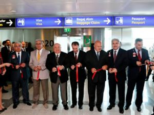 Atatürk Havalimanı, büyümeyi sürdürüyor