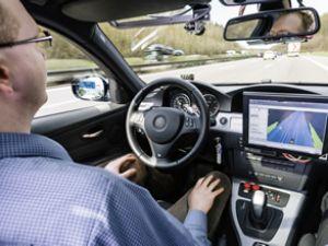 Bosch,kazasız sürüş için sürekli çalışıyor