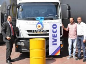Iveco'dan Can Varil'e 8 adet Eurocargo